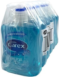 Carex 6x250ml