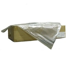 "Clear Heavy Duty ""Short"" Compactor Sacks (200)"