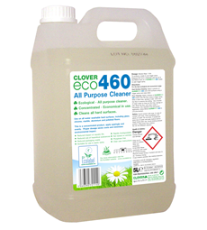 Clover ECO460 All Purpose Cleaner 5litre