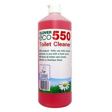 Clover ECO550 Toilet Cleaner 1-litre
