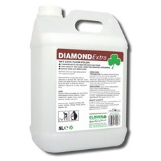 Diamond Extra Wet-Look Floor Polish 5-litre