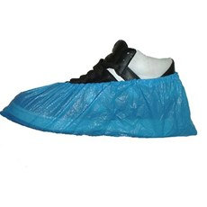 Disposable Blue Shoe Covers (50 pairs)