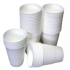 Disposable Plastic Squat Drinking Cups