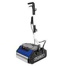 Duplex 420 Steam Cleaning Scrubber Dryer
