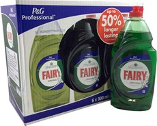 Fairy Liquid 6x900ml