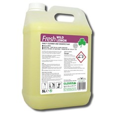 Fresh Wild Lemon Disinfectant 5-litre