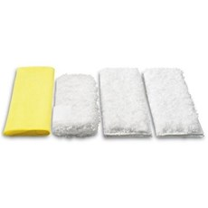 Karcher Steam and Clean Kitchen Cloth Set