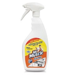 Mr Muscle Kitchen Cleaner 750ml