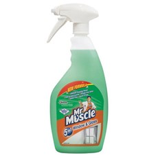 Mr. Muscle Window and Glass Cleaner