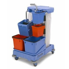 Numatic NPT1405 Mopping and Waste Trolley