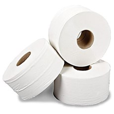 PALLET DEAL (66) - Mini Jumbo Toilet Rolls