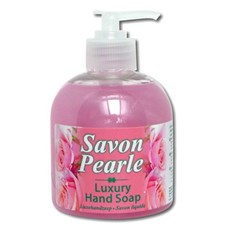 Savon Pearle Luxury Pearlised Hand Soap 6x300ml