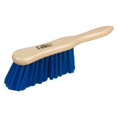 Soft Banister Brush with Wooden Handle