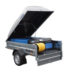 Streamline Smartank 400-1 Trailer System