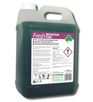 Fresh Mountain Pine Disinfectant 5litre (204)