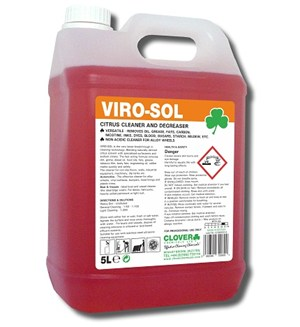 Virosol Citrus Based Cleaner/Degreaser 5litre