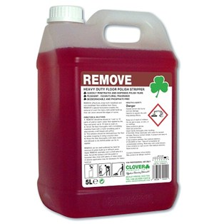 Remove Floor Polish Remover 5litre (102)