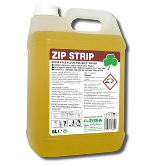 Zip Strip Floor Polish Stripper 5litre (365)