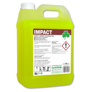 Impact Lemon Floor Gel 5litre (111)