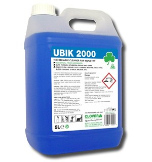 Ubik 2000 - Universal Cleaner Concentrate 5litre (301)