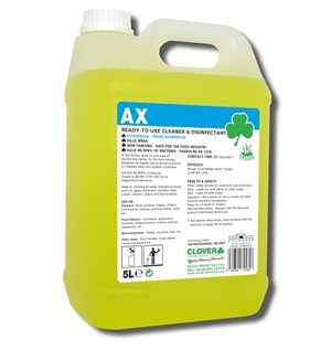 AX - Bactericidal Cleaner 5litre (242)