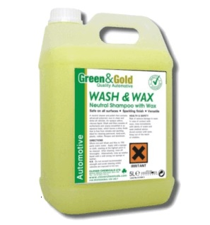 Wash and Wax 20-litre (447)