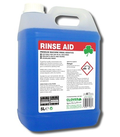 Rinse Aid 5litre (407)