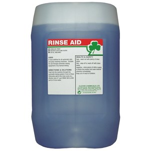 20 litre - Rinse Aid (407)