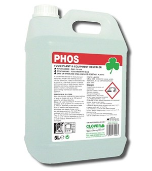 Phos Equipment Descaler 5litre (508)