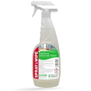 Spray & Wipe Bactericidal Cleaner 750ml (211)
