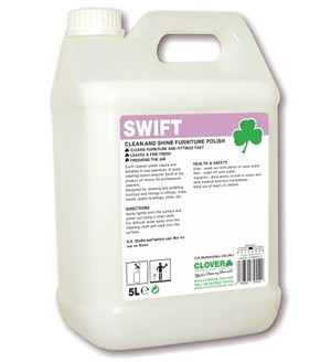 Swift Furniture Polish 5litre (603)