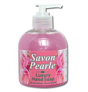 Savon Pearle Hand Soap 6x300ml (402)