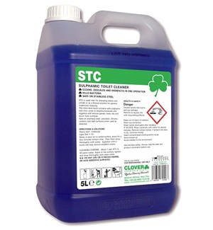 STC Acidic Cleaner 5litre (510)