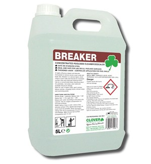 Breaker - Concentrated Cleaner/Descaler 5litre (506)