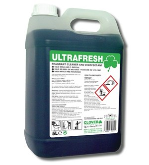Ultrafresh Washroom Cleaner 5litre (808)