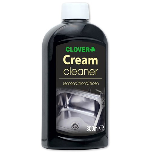 Clover Cream Cleaner 300ml (431)