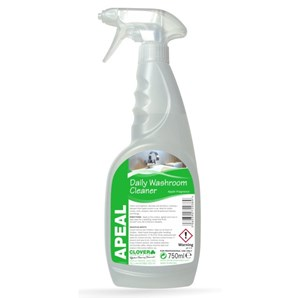 Apeal - Daily Washroom Cleaner 750ml (251)