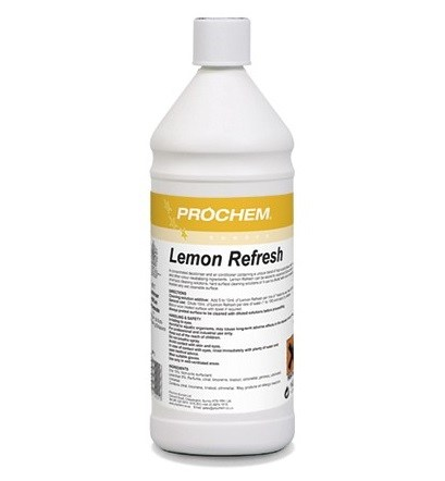 Prochem Lemon Refresh 1litre (B117)