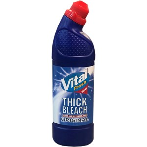 Vital Fresh Original Thick Bleach 750ml