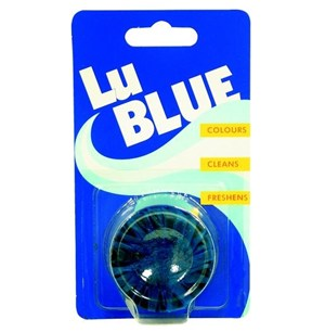 Lu Blue Cistern Block 4x50 gram pack 10