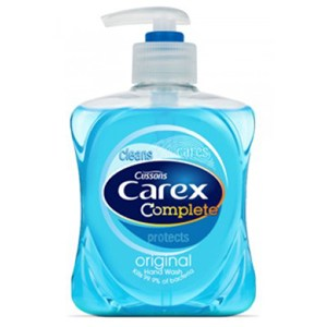 Carex Original Hand Wash 6x250ml