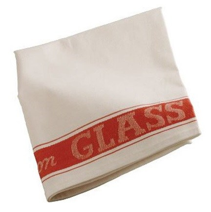 Linen Glass Cloth (Pack of 10)