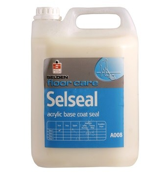 Selden Selseal Acrylic Base Coat Seal Click Cleaning Uk