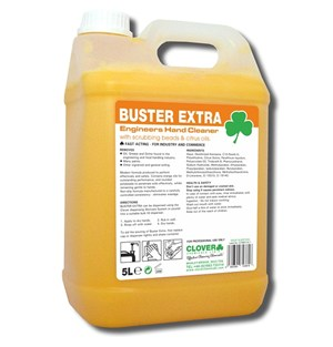 Buster Extra - Citrus Beaded Hand Cleaner 5litre (415)