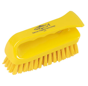 Grippy Hygiene Scrub Yellow