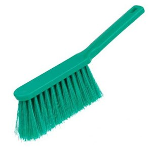 Soft Hand Brush Green