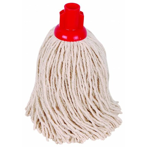 Red PY 14oz Socket Mop Head