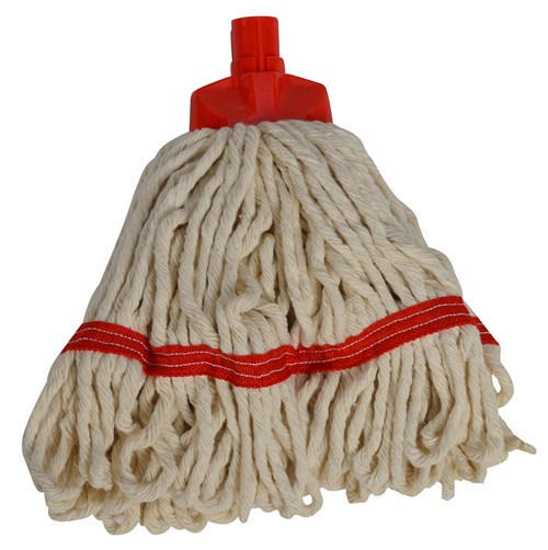 SYR Interchange Midi-looped Mop Head - RED