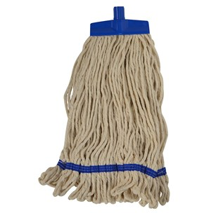 Interchange Stayflat Looped 16oz Mop Head - Blue (990041)