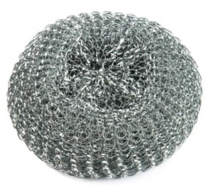 Large Galvanized Scourers (pack of 10)